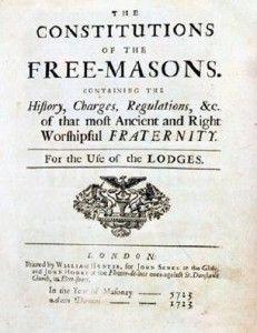 Die Alten Pflichten von 1723
