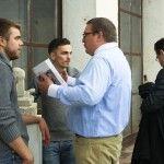"""Alexander Knorr und Armin Ahmetovic erläutern ihre Teamarbeit: """"Symbol"""""""