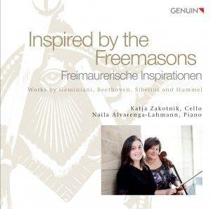 """Katja Zakotnik / Naila Alvarenga-Lahmann: """"Freimaurerische Inspirationen"""""""