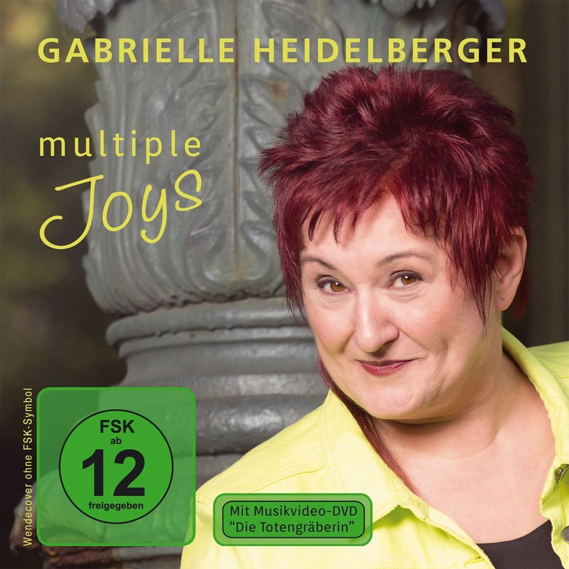 CD Multiple Joys von Gabrielle Heidelberger