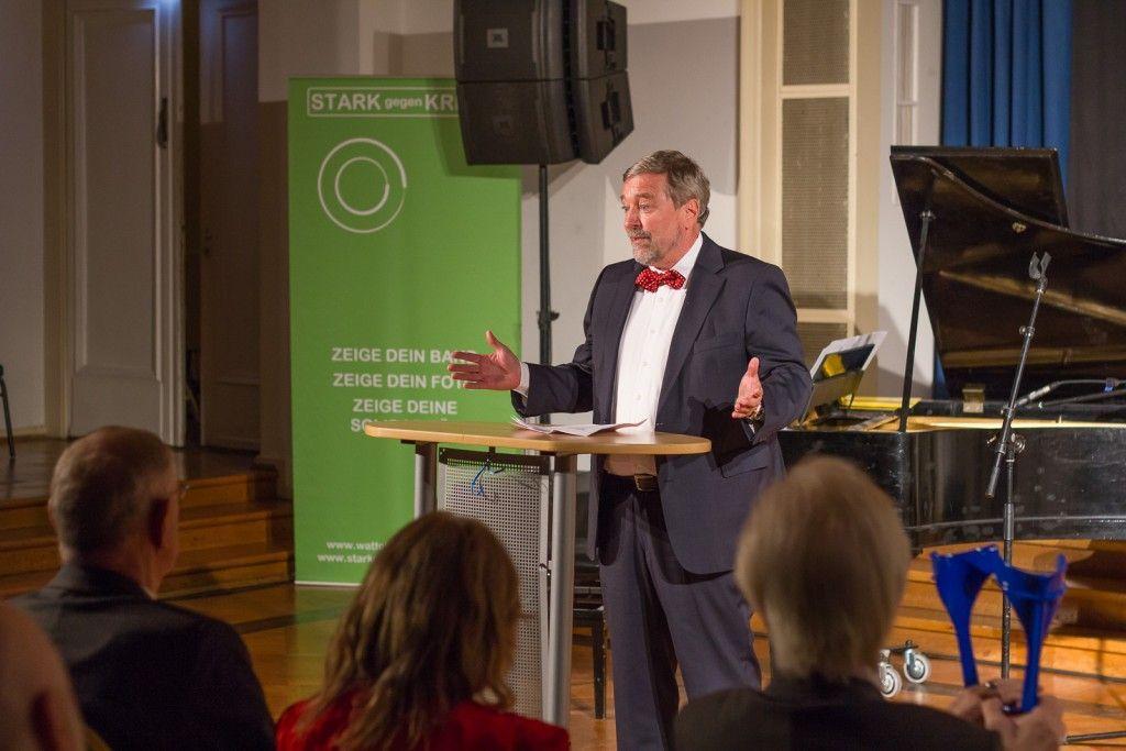 Prof. Dr. Stephan Roth-Kleyer, Großmeister der Großloge A.F.u.A.M.v.D.