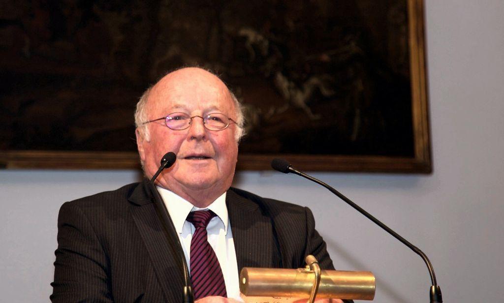 Gastredner Norbert Blüm