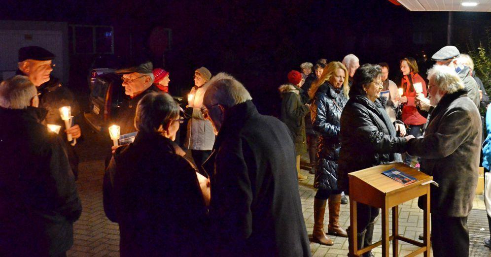 Lebendiger Adventskalender 2015  Loge Nienburg  (1)