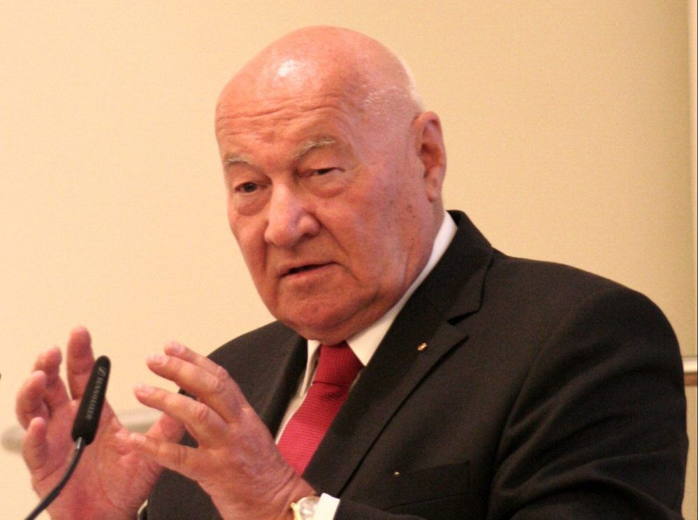 Peter Sünnenwold spricht in Hamburg zum Thema