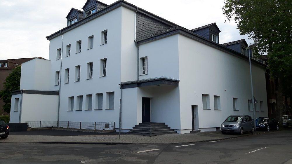 Logenhaus der Duisburger Loge