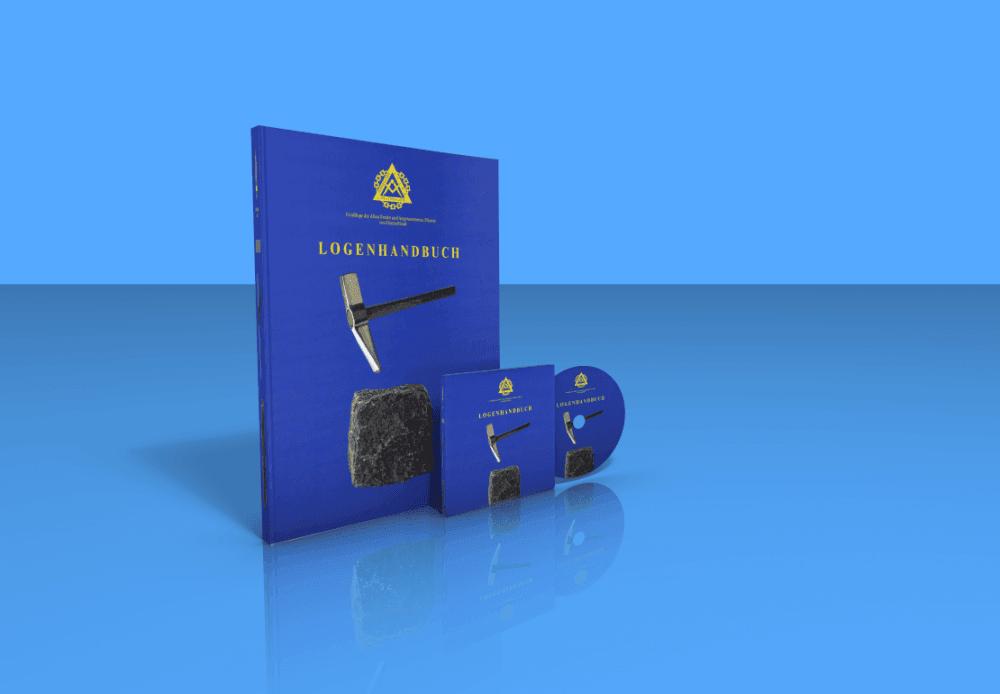 Logenhandbuch mit CD