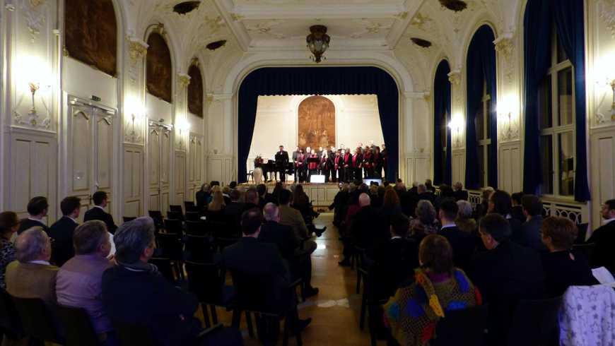 Jubiläumskonzert der Frankfurter Loge