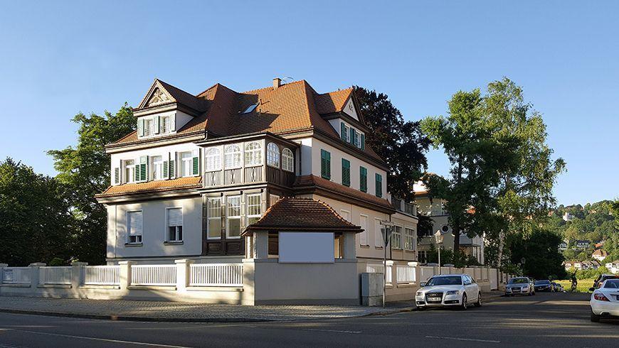 Das Logenhaus in Dresden