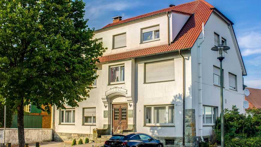 Logenhaus in Lippstadt
