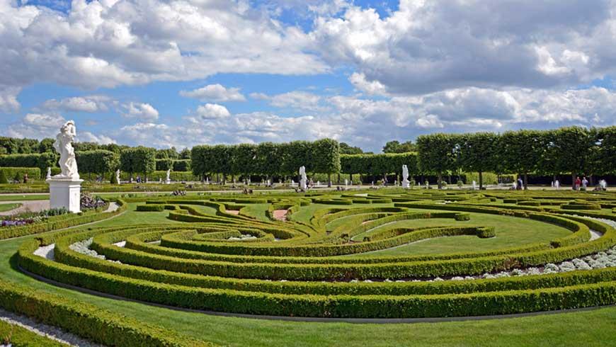 Herrenhäuser Gärten in Hannover ( Bild: fotolia/Waldteufel)