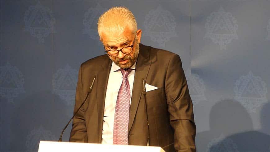 Christoph Bosbach, Großmeister der Vereinigten Großlogen von Deutschland
