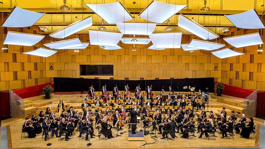 Die NDR Radiophilharmonie in Hannover Foto: Axel Herzig/NDR