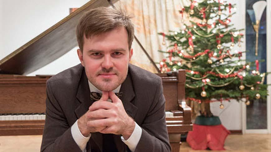 Evgeny Cherepanov präsentierte in Bremen ausgesuchte Stücke von Franz Liszt