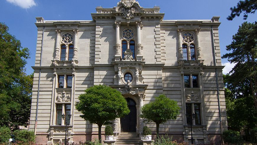 Das Logenhaus der Fürther Freimaurer