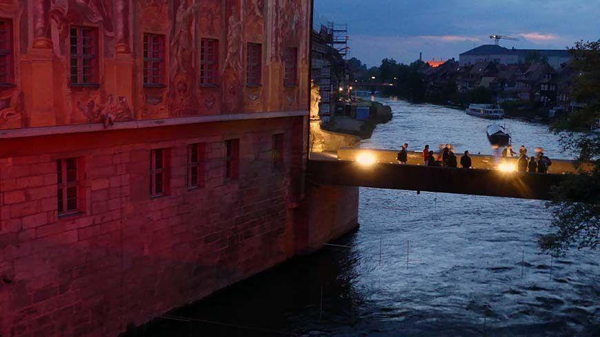 Obere Brücke am Alten Rathaus
