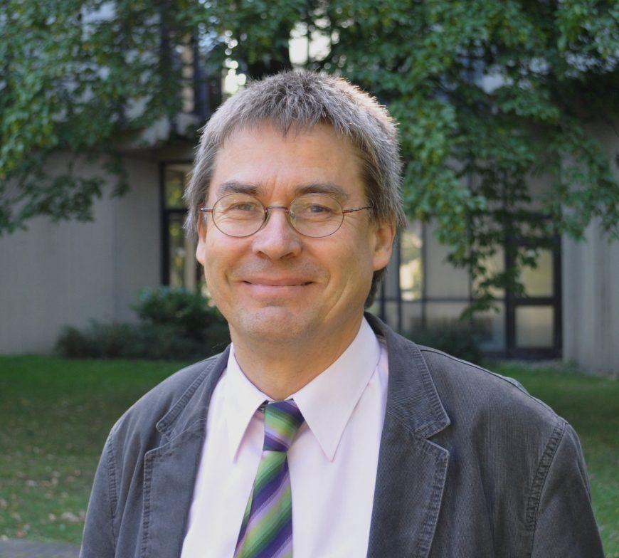 Prof. Dietmar Klenke, Universität Paderborn