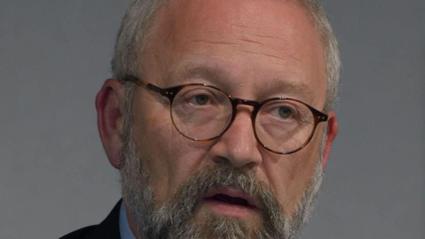 Prof. Dr. Herfried Münkler Foto: Stefan Röhl