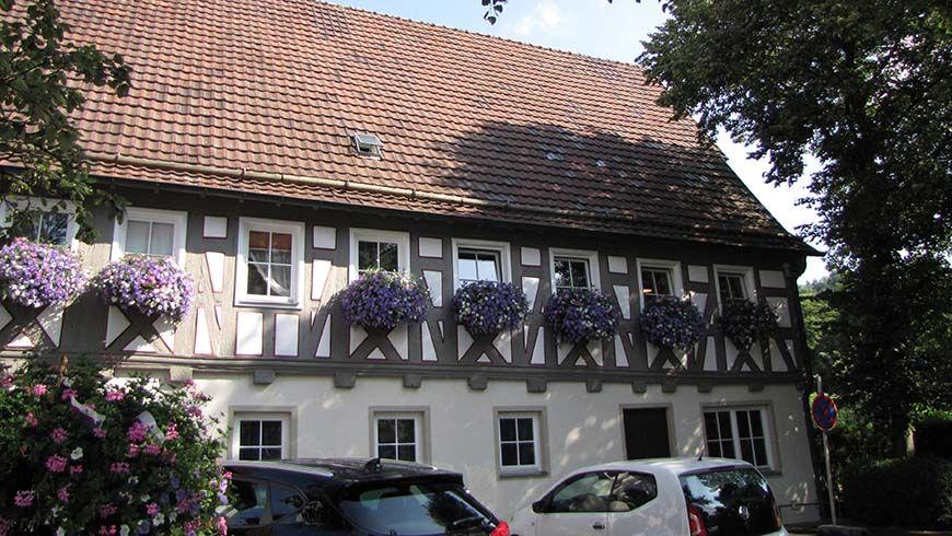 Logenhaus in Schwäbisch Gmünd