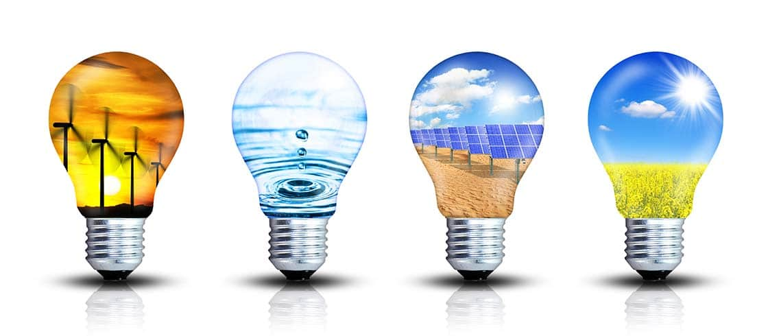 Ideensammlung Erneuerbare Energien