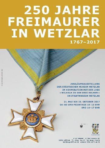 Plakat zur Ausstellung © Stadt Wetzlar