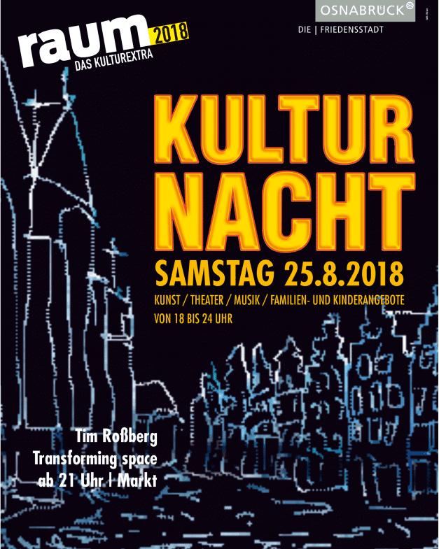 Kulturnacht-flyer